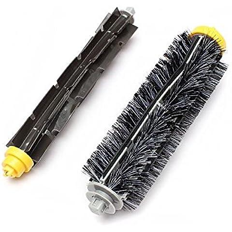 Setola Spazzola flessibile Beater Brush per iRobot