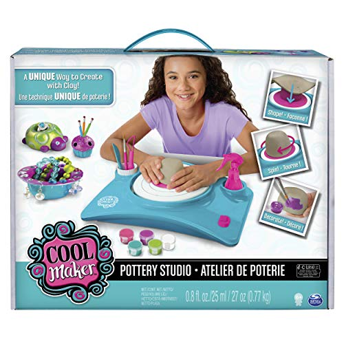 Cool Maker 6027865 - Pottery Cool Töpferstudio