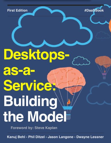Desktops as a Service: Building the Model (English Edition)