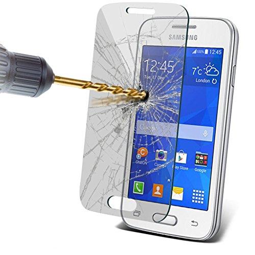 Samsung Galaxy S5 Neo hülle Tasche (Grün + Kopfhörer) Slim-Fit-Abdeckung für Samsung-Galaxie-S5 Neo-hülle Tasche Haltbarer S Linie Wellen-Gel-Kasten-Haut-Abdeckung + mit Aluminium Earbud Kopfhörer, Po Glass (1 Pack)
