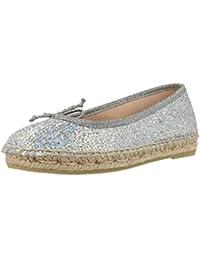 Zapatos de Cordones para niña, Color Plateado, Marca VIGUERA, Modelo Zapatos De Cordones
