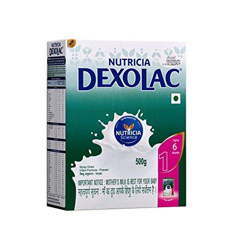 Dexolac 1 Infant Formula Refill - 500 g