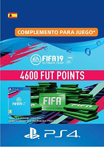 FIFA 19 Ultimate Team - 4600 FIFA Points   Código