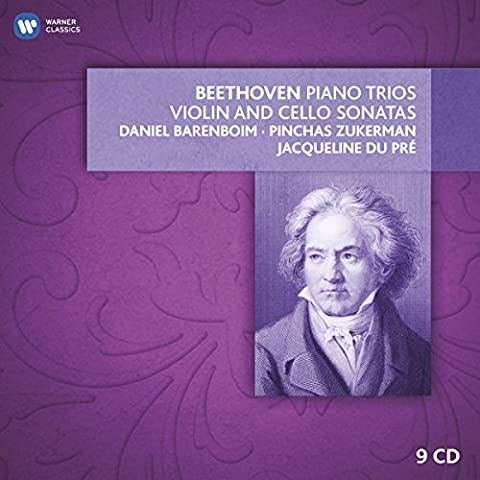 Beethoven : Les Trios avec piano - Les Sonates pour violon - Les Sonates pour violoncelle