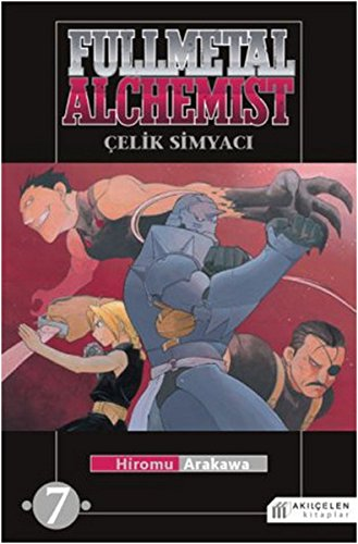 Fullmetal Alchemistçelik Simyaci 7