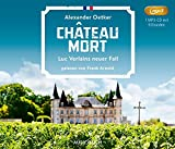 Château Mort (ungekürzte Lesung auf 1 MP3-CD) (Luc Verlain)