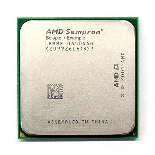 AMD Sempron 64 2600+ 1.6GHz/128KB Sockel/Socket 754 SDA2600AIO2BX CPU Processor (Generalüberholt) (Sockel A Sempron)