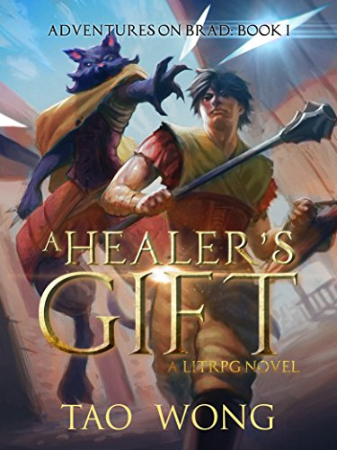 A Healer's Gift: Adventures on Brad: Book 1 (English Edition)
