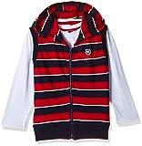 612 League Boys' T-Shirt (ILW00S170005C_Red_Jr 4Y)