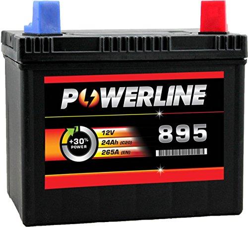 Preisvergleich Produktbild 895 Powerline Lawnmower Batterie 12V