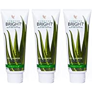 Forever Living bright aloe vera toothgel 3pc