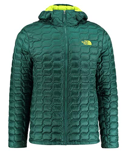THE NORTH FACE Thermoball Pro Hoodie Men Größe L Botanical Garden Green The North Face Nylon Parka