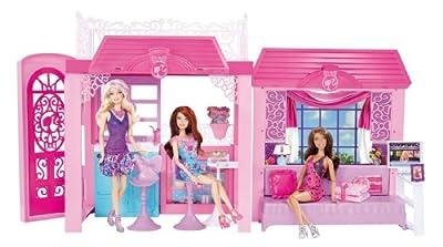 Barbie - Casa con muñeca y accesorios (Mattel Y4118) de Mattel