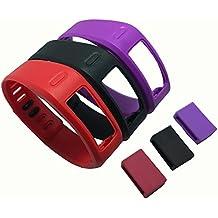 WEINISITE Recambio pulsera Con broches de Garmin Vivofit Pulseras/Garmin Vivofit Fitness, ningún Tracker (# 3, S)