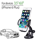 #6: Avantree Universal Car Phone Holder 360 Degree Rotation with Strong and washable Suction cup Mount. for devices 2