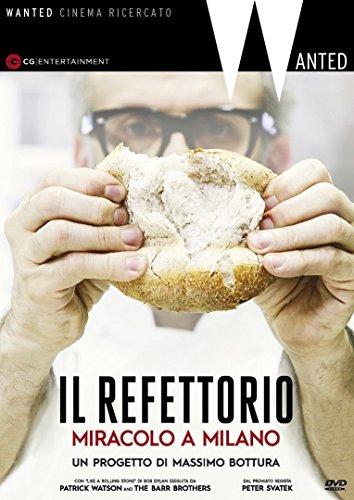 dc373025fc5 Il Refettorio  Miracolo a Milano - Un Progetto di Massimo Bottura (DVD)