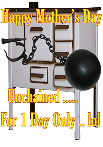 Unchained Von Aga Herd Nmd3 Fun Happy Mother S Day Card Personalisierbar Grusskarte