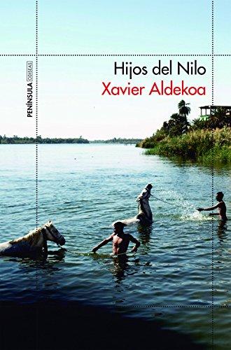 Hijos del Nilo (ODISEAS) por Xavier Aldekoa