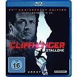 Cliffhanger / 25th Anniversary Edition / Uncut [Blu-ray]