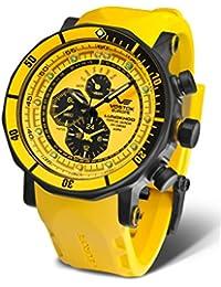Vostok Europe Reloj de caballero YM86-620C504