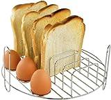 Andrew James – Frühstücks-Grillrost Für 10-12L Halogenöfen
