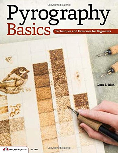 Pyrography Basics: Techniques and Exercises for Beginners Test