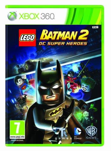 [UK-Import]Lego Batman 2 DC Super Heroes Game XBOX 360
