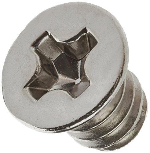 Preisvergleich Produktbild Supermicro mcp-410–00005–0N 100pc (S) Screw Kit–Screws & Bolts (Screw Kit, Metal, Sheet Metal, Round Head, PH (Phillips), Metallic)