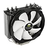 Thermalright True Spirit 140 Power - Ventilador de PC (Enfriador, Procesador, 14 cm, Plata, 140 x 152 x 26,5 mm, 160g)