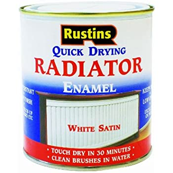 Can You Paint A Radiator With Gloss