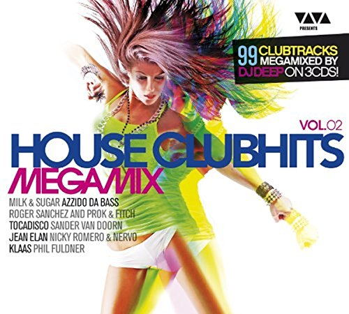 House Clubhits Megamix Vol.2