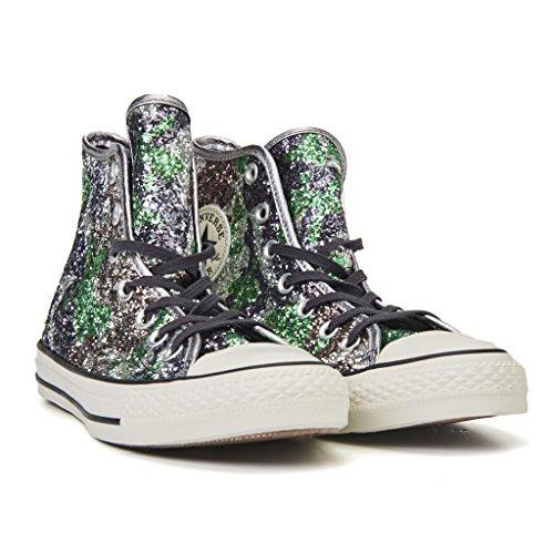 Converse 556748c, Chaussures Multisport Outdoor femme Multicolore (Cm Glitter)