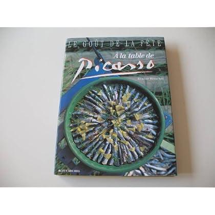 A la table de Picasso
