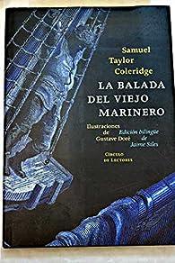 LA BALADA DEL VIEJO MARINERO par  Samuel TAYLOR COLERIDGE