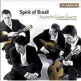Guitar Quartets - Assad, C. / Dyens, R. / Bellinati, P. / Gismonti, E. / Villa-Lobos, H. (Spirit of Brazil)