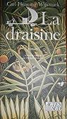 La draisine. Roman traduit du suédois par Philippe Bouquet. 1986. (Littérature, Pays scandinaves, Suède) par Wijkmark