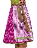 Stockerpoint Damen Dirndl Betty, Rosa (Pink), 34 -