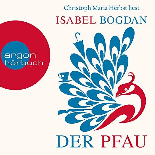 Buchseite und Rezensionen zu 'Der Pfau' von Isabel Bogdan