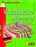 Coloriages codés Vocabulaire Allemand Cycle 3