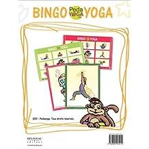 Bingo Yoga pour les enfants - Jeux et postures