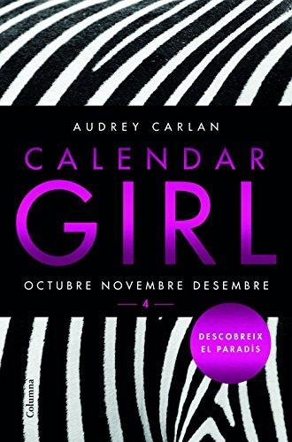 Calendar Girl 4 (Català): Octubre Novembre Desembre (Catalan ...