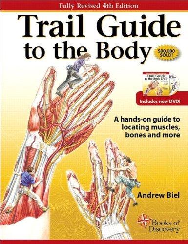 Portada del libro Trail Guide To The Body (4th Edition) by Andrew Biel (2010-09-01)
