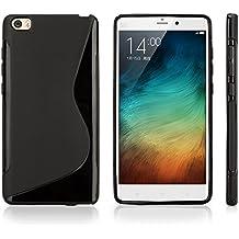 Funda protectora de TPU duradero con esquinas absorbentes para Xiaomi Mi Note Pro, de BoxWave®