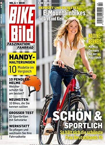 "Bike Bild 4/2019 \""E-Cargobikes im Test\"""