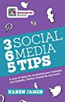 365 Social Media Tips does exactly what it says on the tin. There are 365 tips that cover specific social media platforms such as LinkedIn, Twitter, Facebook, YouTube and SlideShare, as well as tips to improve your use of social media generally.This ...