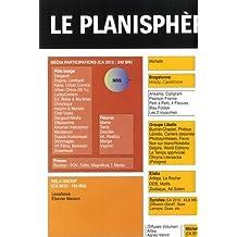 Le planisphère Livre Hebdo de l'édition française