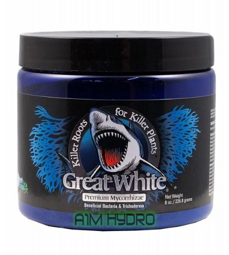 plant-success-great-white-mycorrhizal-8-ounce-8oz-premium-additive-hydroponics