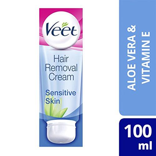 Veet Bodycurv Bikini And Underarm Hair Removal Cream For Sensitive