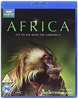 Africa [Blu-ray] [Import anglais] (B00AF1H8D6) | Amazon Products