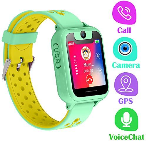 Telefono Reloj Inteligente GPS Niños - Smartwatch